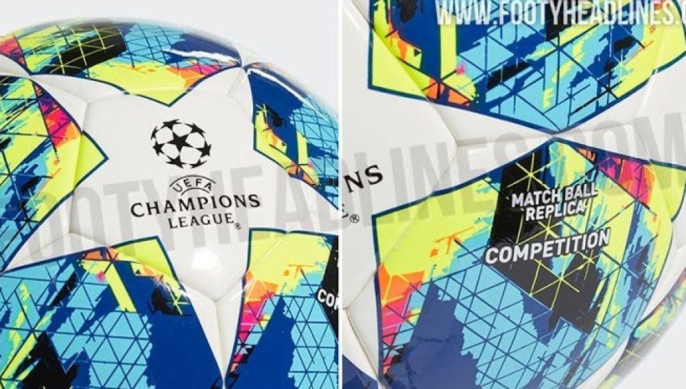Adidas Finale 2020 - Balón oficial de la champions league 2020 según footy headlines
