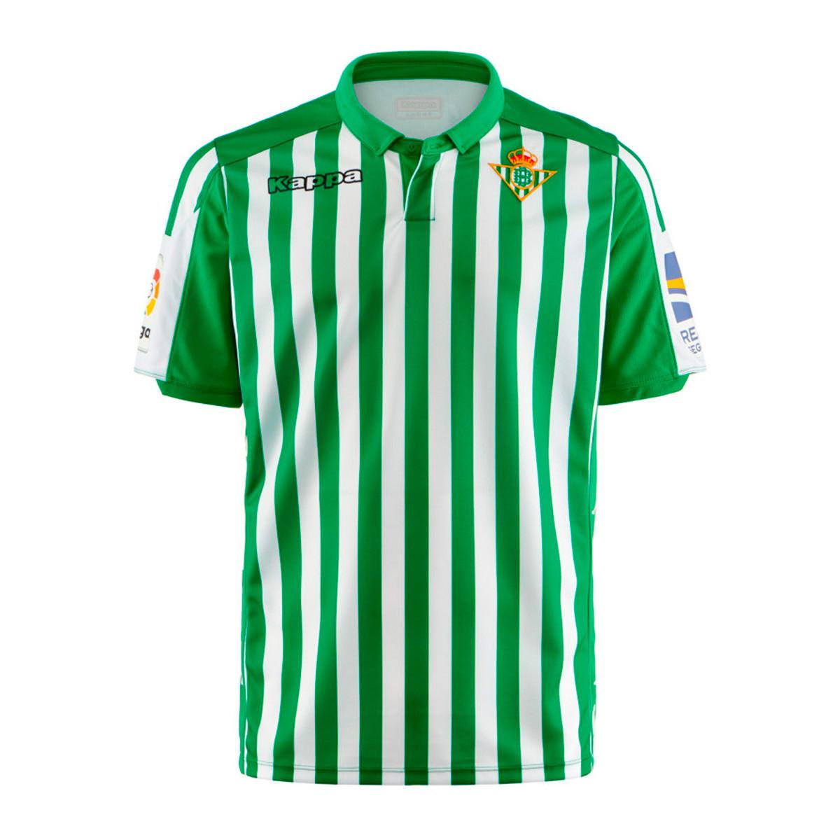 Primera equipación camiseta betis 2020