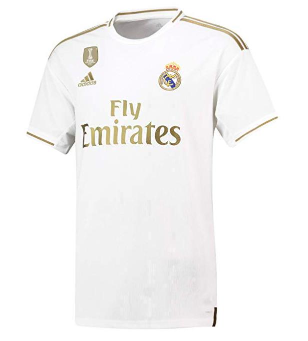 Primera equipación camiseta real madrid 2020